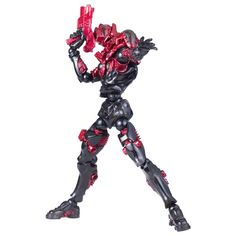 Kaiyodo Assemble Borg Nexus: Crimson Gear limited edition.
