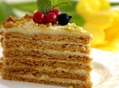 Торт рыжик рецепты приготовления