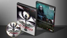 O Corvo (1994) - Capa | VITRINE - Galeria De Capas - Designer Covers Custom | Capas & Labels Customizados