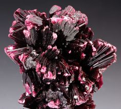 Erythrite - Bou Azzer District, Tazenakht, Morocco