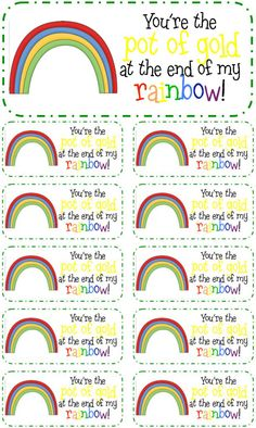 Patrick's Day Tags Printables - 3 Adorable and Free St. Patrick's Day Tags Printables – treat toppers 3 Adorable and Free St. St Patrick Day Treats, St Patrick Day Activities, Free Printable Tags, Free Printables, Teacher Treats, St Patricks Day Crafts For Kids, St Patrick's Day Gifts, Visiting Teaching, St Pattys