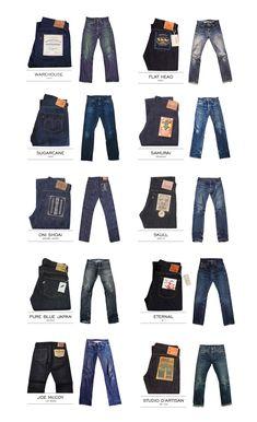 fb1377e0 452 Best Raw Denim images in 2019 | Raw denim, Denim style, Jeans pants