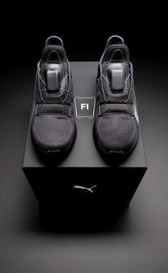 buy cheap 1a240 a3397 Puma Fi - neue selbstschnürende Schuhe der deutschen Sportmarke