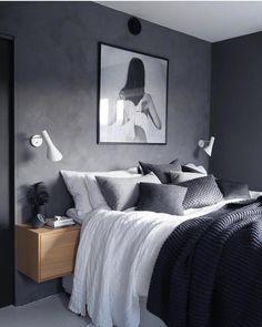 ✖️Inspiration Sjekk ut det nydelige soverommet til @irene.stangeland ✔️ Denne dama er rå på interiør og dersom du trenger inspirasjon er…