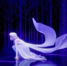 Frozen Queen, Disney Princess Frozen, Disney Princess Pictures, Queen Elsa, Elsa Frozen, Disney Movies, Disney Stuff, Cartoon Art Styles, Disneyland Paris