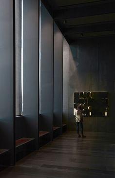 museo soulages . rodés    RCR Arquitectes  . photos: © Theo D. Coutanceau