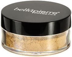 Bella Pierre Mineral Foundation, Cinnamon, 0.3-Ounce * This is an Amazon Affiliate link. See this great product.