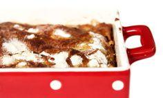 torta de maçã rústica bem simples