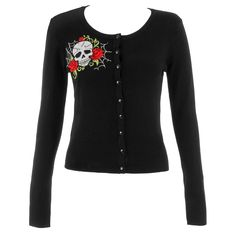 http://www.bluebanana.com/shopimages/products/normal/voodoo-vixen-black-skull-and-roses-cardigan-62859.jpg