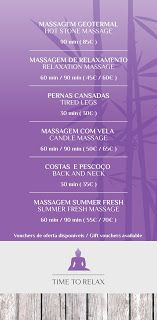 Paula Neves ( Terapeuta ): Tabela de preços // Novos tratamentos // Contactos...