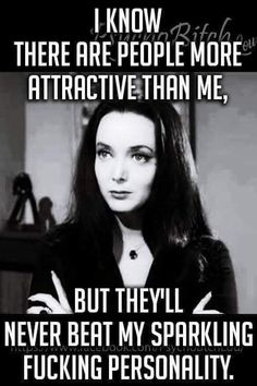 Andy D Annandale-Johnston added 3 new photos to the album: June 2019 Funnies. Quotes To Live By, Me Quotes, Funny Quotes, Funny Memes, Funny Sarcasm, Work Sarcasm, Hilarious, Wolf Quotes, Addams Family Quotes