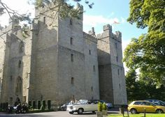 Langley Castle Hotel: Castle and grounds
