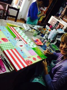 Hecho por Yanina Carlino en el taller de Rosita  Perosa