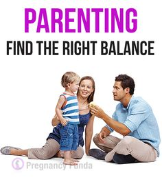 #Parenting – Find The Right Balance!.
