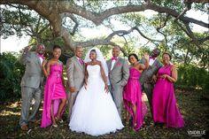 Bright bush wedding at Inkwenkwezi Bush Wedding, Bridesmaid Dresses, Wedding Dresses, East London, First Time, All Things, Marriage, Bright, Weddings