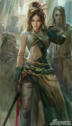 #fantasy setting character inspiration