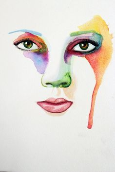 Mind Blowing Watercolor Paintings | it COLOSSAL