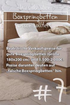 #schlafzimmerideen #schlafzimmerinspiration #betten #schlafzimmermöbel #boxspringbetten #facts