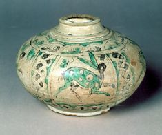 Ceramica omeya, Califato de Cordoba,siglo X