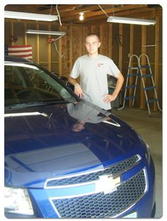 Matt loves his 2012 Chevy Cruze. Repin this if you love your Chevy! onstarconnections.com | #chevy #cruze #onstar
