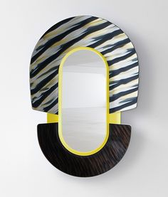 Miroir Dogon, collection Masque, Jean-Baptiste Fastrez (Galerie Kreo)