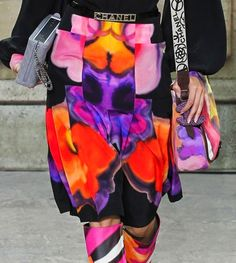 patternprints journal: PRINTS, PATTERNS AND SURFACE EFFECTS: BEAUTIFUL DETAILS FROM PARIS FASHION WEEK (WOMAN COLLECTIONS SPRING/SUMMER 2015) / Chanel