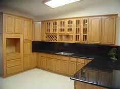 [ Natural Oak Kitchen Cabinets Solid Wood Kitchen Cabinetry White Kitchen Cabinets Design Ideas Remodeling Traditional Models ] - Best Free Home Design Idea & Inspiration Inexpensive Kitchen Countertops, Cheap Countertops, Kitchen Countertop Materials, Kitchen Cabinet Interior, Wooden Kitchen Cabinets, Home Decor Kitchen, Diy Kitchen, Kitchen Ideas, Wall Cabinets
