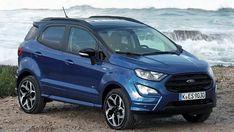 Sportlicher Mini-SUV: Ford Ecosport fühlt sich in jedem Gelände heimisch Ford Ecosport, Car Ford, Offroad, Cars, Mini, Vehicles, Style, Autos, Board