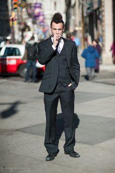 urban fashion philadelphia   Urban Fieldnotes: Philadelphia Street Style: Aaron, Broad St