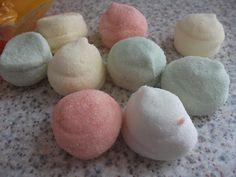 Haribo Tangfastics Chamallows #marshmallow #sour