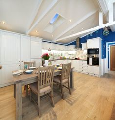 Wessex Summerhouse Luxury Lodge, Kitchen / Dining Area