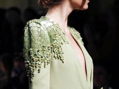 Georges Hobeika...but...embroidery Maison Lesage...?!