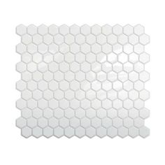 Tiles Hexago in. H Peel and Stick Self-Adhesive Decorative Mosaic Wall Tile Backsplash 10 in. x 10 in. Peel and Stick Hexagon Mosaic Backsplash in at The Home in. x 10 in. Peel and Stick Hexagon Mosaic Backsplash in at The Home Depot Decorative Wall Tiles, Mosaic Wall Tiles, Mosaic Backsplash, Backsplash Ideas, Hex Tile, Hexagon Tiles, Room Tiles, Tiling, Boho Apartment