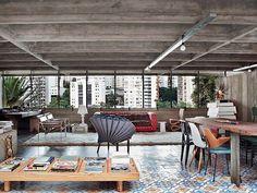 Casa em São Paulo. Projeto de Paulo Mendes da Rocha. #arquitetura #arte #art #artlover #design #architecturelover #instagood #instacool #instadesign #instadaily #projetocompartilhar #shareproject #davidguerra #arquiteturadavidguerra #arquiteturaedesign #instabestu #decor #architect #criative #interiores #estilos #combinações #interiors #styles #combinations #sãopaulo #paulomendesdarocha