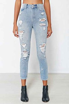 BDG Twig Grazer High-Rise Jean - Olivia - Urban Outfitters