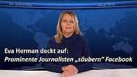 """Eva Herman deckt auf  Prominente Journalisten """"säubern"""" Facebook"""