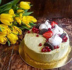 Oreo Cheesecake, Desserts, Food, Tailgate Desserts, Deserts, Essen, Postres, Meals, Dessert