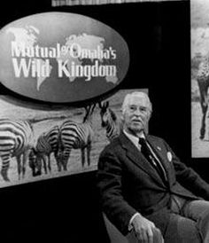 Mutual of Omaha's Wild Kingdom... The whole family watched this program every weekend!