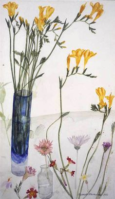 elizabeth blackadder still life - Google Search
