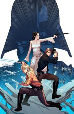 Star Wars - Paul Renaud