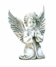 Western Character Statue Marble Statue Of The Little Angel Seasons Angel Garden Statues, Garden Angels, Stone Garden Statues, Cherub Tattoo, Heaven Tattoos, Schrift Tattoos, Little Cherubs, Angel Drawing, Outdoor Statues