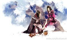 Môn phái: Vạn Hoa - Game: VLTK 3D - Minh họa: Ibuki Satsuki