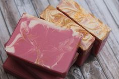In Bloom handmade soap Pink and Gold delicate floral scent KAMADEVA Urban Village, Pink And Gold, Bath And Body, Fragrance, Delicate, Container, Bloom, Soap, Floral
