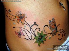 Tummy Tuck Scar Tattoo, Tummy Tuck Scars, Tummy Tucks, Liposuction, Deathly Hallows Tattoo, Plastic Surgery, Flower Tattoos, Butterfly, Google