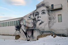 STREET ART UTOPIA » We declare the world as our canvas » Street Art in Reykjavík, Island 1