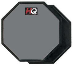 HQ Percussion - RealFeel Practice Pad - 6 Inch Mountable