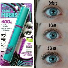 The Budget Beauty Blog: Cover Girl Super Sizer Fibers | Review