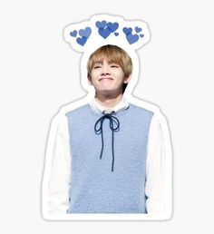 High quality Bts V gifts and merchandise. Inspired designs on t-shirts, posters, stickers, home decor, and more by independent artists and designers from around the world. Bts Suga, Bts Bangtan Boy, Bts Boys, Pop Stickers, Tumblr Stickers, Printable Stickers, Austin Powers, Kaneki, Bts Tickets