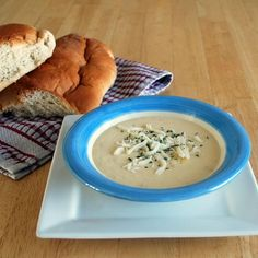 Becky's Recipes: Wisconsin Cauliflower Soup