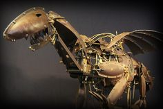 Steampunk Artwork: steampunk props